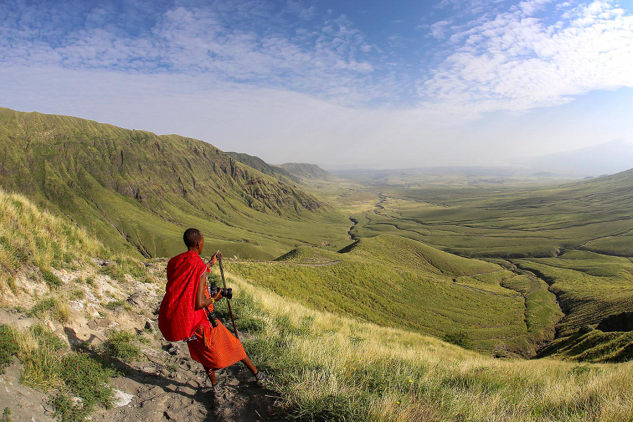 ngorongoro-crater-highlands-trekking