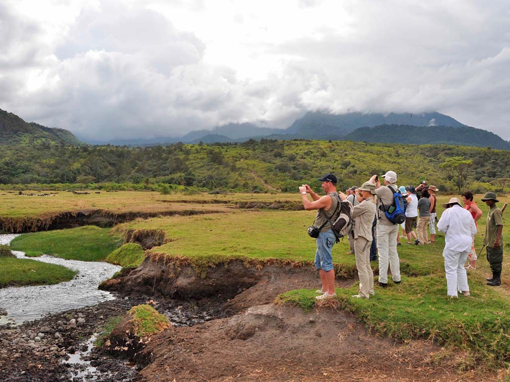 arusha national park meru tanzania