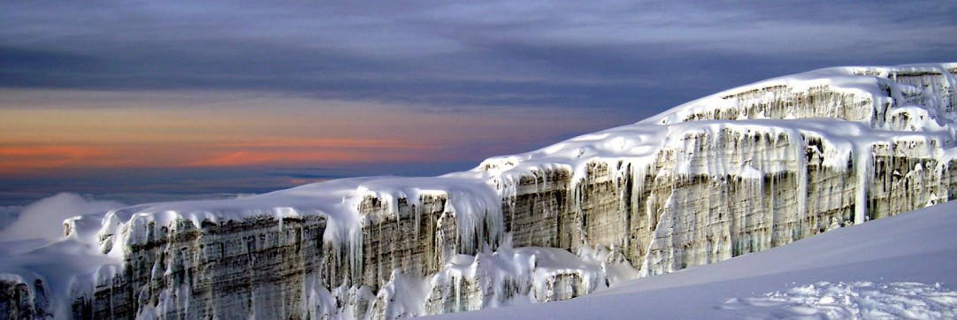 kilimanjaro ice