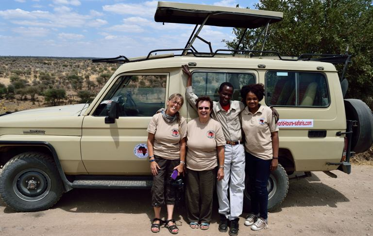 Our Tanzania Safari Vehicles