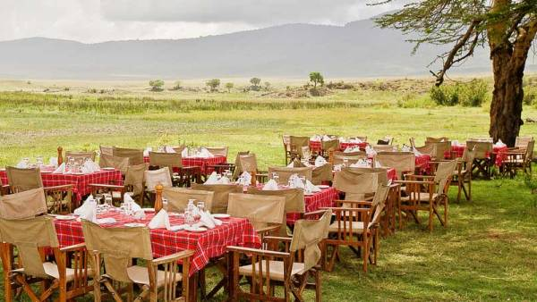 Ngorongoro Crater Area