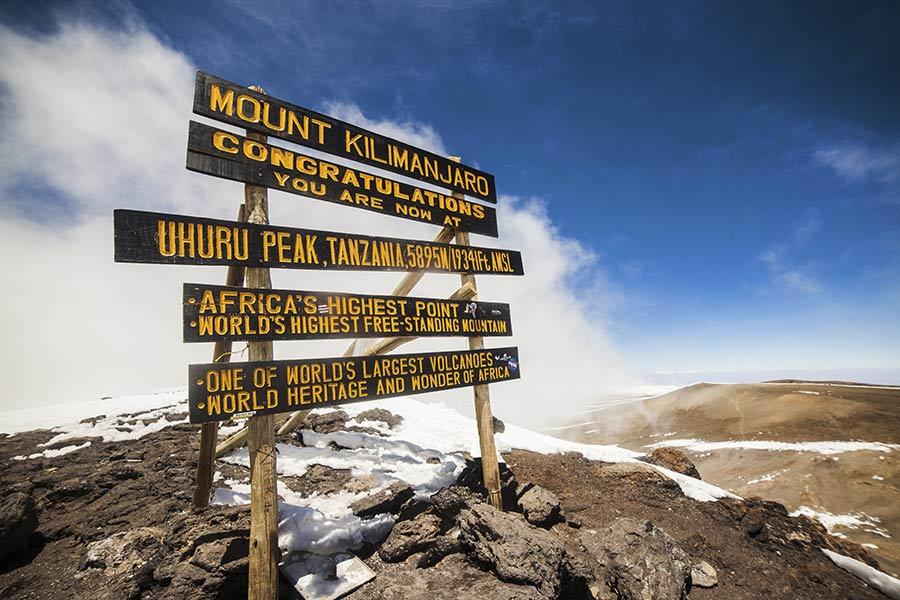 uhuru-peak-sign