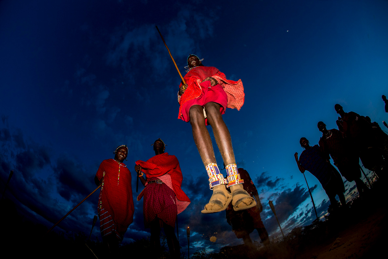 maasai wedding with world tour guest